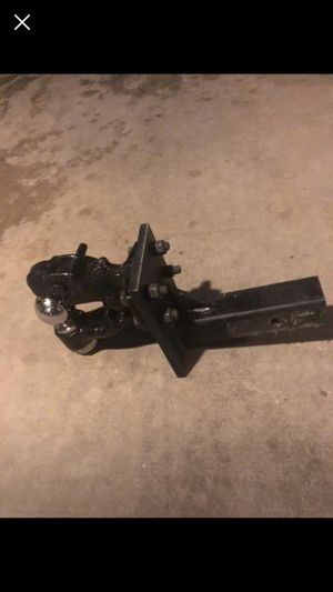 curt 3 position pintle mount for Sale in El Centro, CA