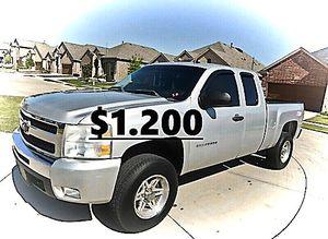 ✅✅✅LikeNew 2011 Chevrolet Silverado 4WDWheelss⛔️⛔️⛔️❇️❇️💲1,200 for Sale in Hartford, CT
