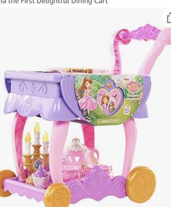 Sofia The First, Delightful Dining Set (Brand New) for Sale in Seattle,  WA