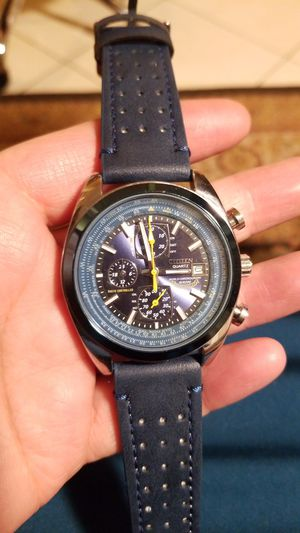USED MENS WATCH AUTHENTICITY UNKNOWN SELLING AS IS for Sale in Fairfax, VA