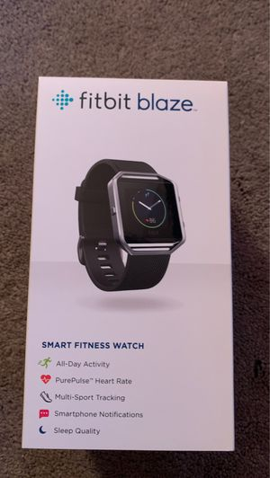 Fitbit blaze for Sale in Camp Springs, MD