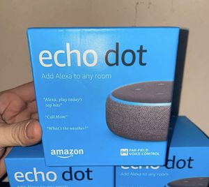 New Amazon Echo Dots - three available for Sale in Portage, MI