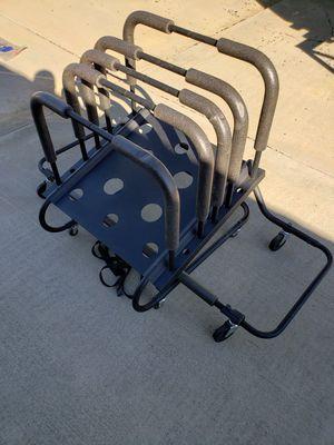 Jeep Wrangler jk Best Top hardtop and door holder carts for Sale in Fontana, CA