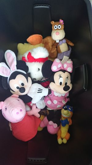Over 15 stuffed animals for Sale in Minneapolis, MN