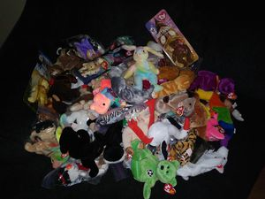 BEANIE BABIES for Sale in Tampa, FL