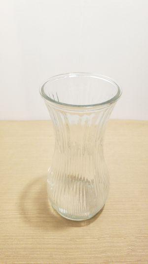 Hoosier glass vase for Sale in Springfield, VA