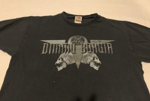 RARE VINTAGE DIMMU BORGIR DEATH CULT / LEGION L Slayer emperor burzum mayhem 666 for Sale in Lake Shore, MD
