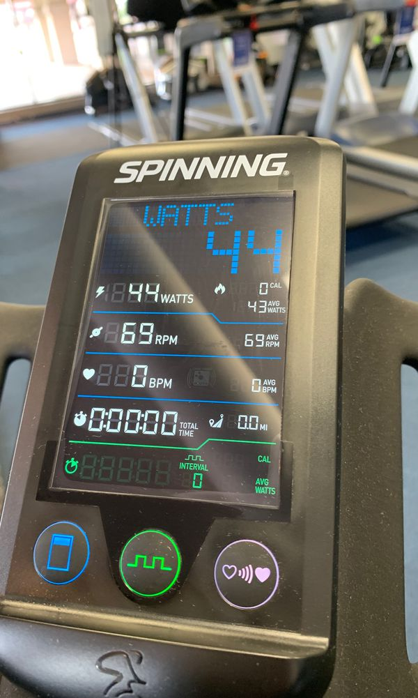 Precor Spinner Chrono Spin Bike