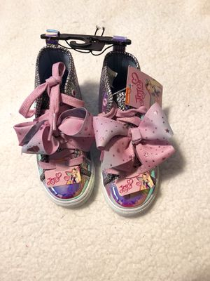 New jojo siwa shoes for Sale in La Quinta, CA