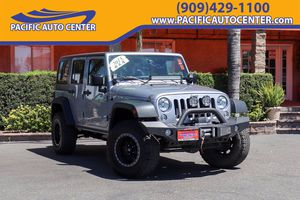 2015 Jeep Wrangler for Sale in Fontana, CA