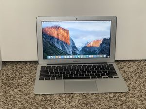"""MACBOOK AIR """"11"""" 121GB 1.6GHz CORE i5 (OBO) for Sale in Mesquite, TX"""