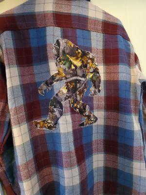 Custom Bigfoot Shirt for Sale in Sumner, WA