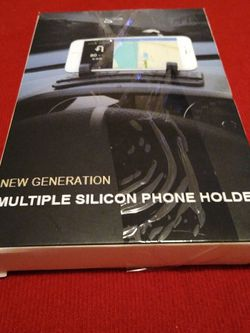 Multiple Silicon Phone Holder for Sale in Boca Raton,  FL