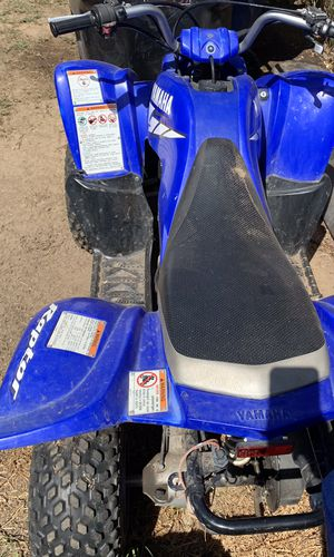 Yamaha raptor 50 for Sale in Los Angeles, CA
