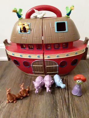 Veggietales Noah's Ark for Sale in Sterling, VA