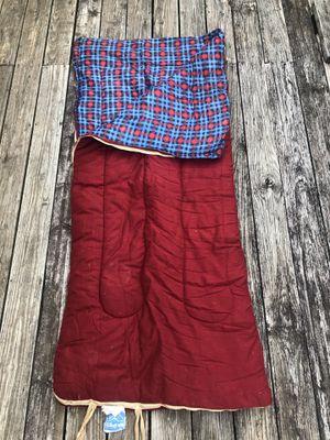 Vintage Dacron Hollofil 880 Camping Sleeping Bag for Sale in Lake Geneva, WI