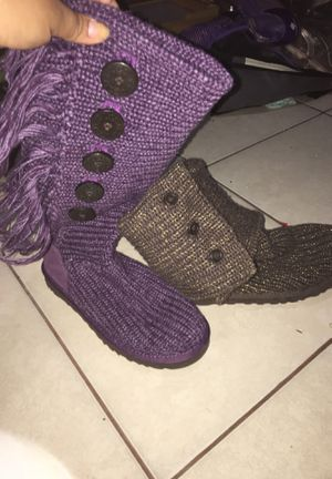 Ugg boot lot size 7 for Sale in San Diego, CA