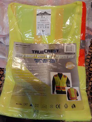 Safety vest & neck shield for Sale in Riverside, CA