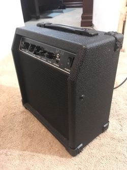 Guitar amp best offer for Sale in Falls Church,  VA