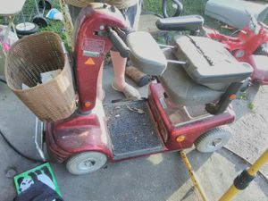 Shoprider mobility chair for Sale in Abbeville, LA