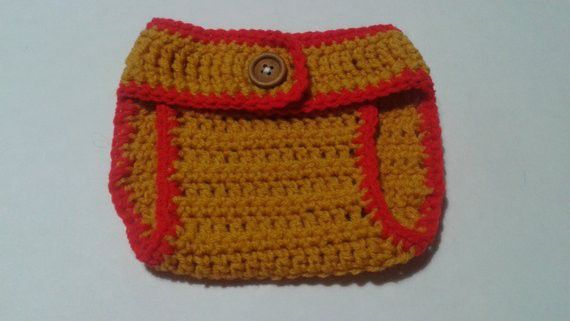 Winnie the Pooh Inspired Crocheted Newborn Photo Prop