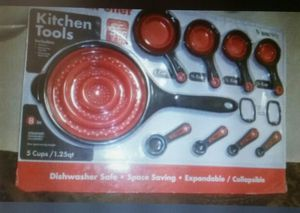 New American Chef Kitchen tools for Sale in Marietta, GA