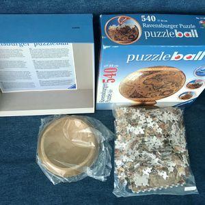 3 D Globe Puzzle for Sale in Rockaway, NJ