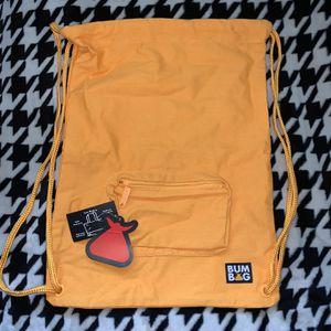 bumbag orange cinch sack for Sale in Whittier, CA