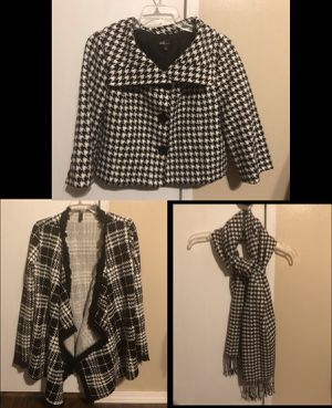 Houndstooth clothes for Sale in Clermont, FL