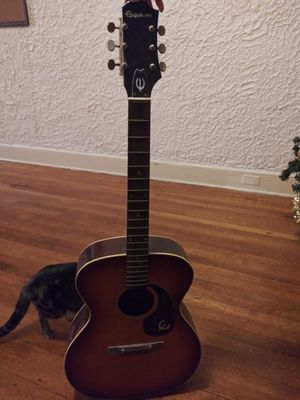 Epiphone guitar acoustic for Sale in Lake Worth, FL
