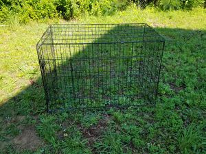 Extra large Metal Dog Cage for Sale in North Chesterfield, VA