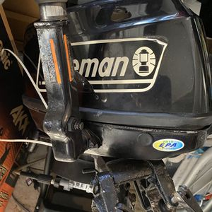 Coleman Outboard Motor for Sale in Miami, FL