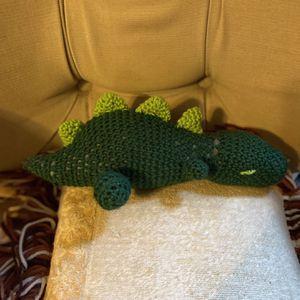 Hand Crochet Baby Dino for Sale in Mechanicsville, MD