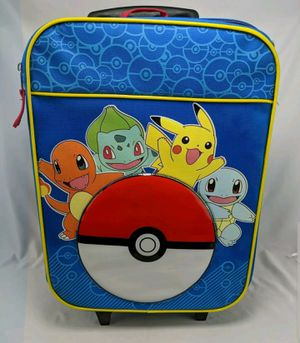 Pokemon House Party Pilot Case Rolling Backpack for Sale in Flowery Branch, GA