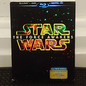 The Force Awakens BR/DVD for Sale in Fresno, CA