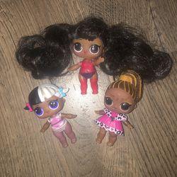 LOL GIRLS doll bundle for Sale in Fremont,  CA