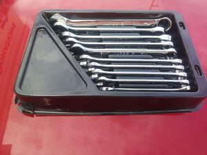 10pc Matco Combination Wrench Set - Metric for Sale in Sophia, NC
