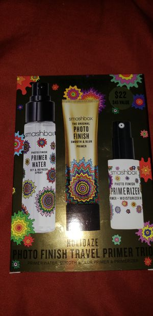 Smashbox primer trio for Sale in Gaithersburg, MD
