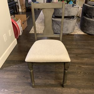 Dining room chairs -NEW- Set of 4 **FREE Delivery for Sale in Tualatin, OR