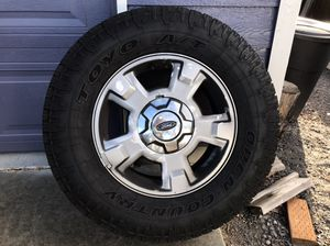 2010 Ford F-150 wheels and tires for Sale in Bend, OR
