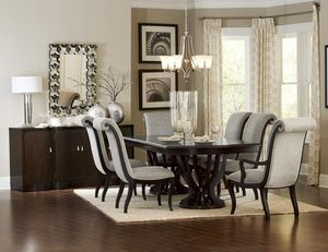 🌲Homelegance Savion Espresso Extendable Dining Set for Sale in Fairfax, VA