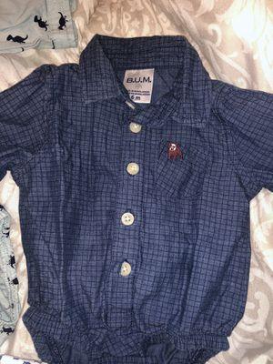 Baby boy onesie shirts for Sale in Reedley, CA
