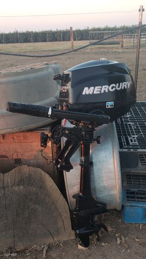 Mercury 3-1/2 hp for Sale in Sanger, CA
