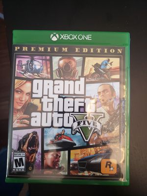 GTA for XBOX one for Sale in Rogers, MN