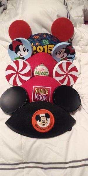 $5 each Disney parks mickey Minnie hat ears Disneyland for Sale in Pomona, CA