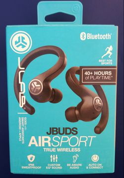 JLAB JBuds Air Sport True Wireless Earphones Brand New for Sale in Los Angeles,  CA