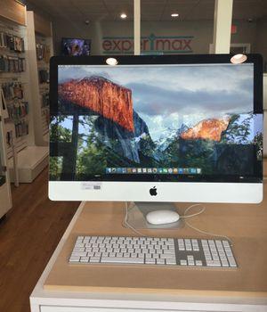 "iMac 27"" 3.06GHz C2D, 8GB (We Finance) for Sale in Richmond, VA"