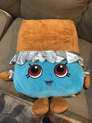 Shopkins Jumbo Plush pillow for Sale in Mill Creek, WA