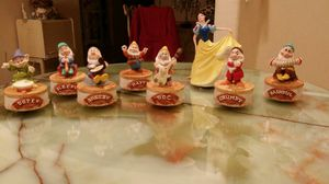 Snow White Collectables w/music for Sale in Vernon, CA