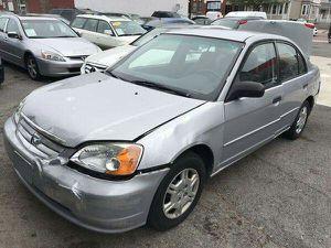 2001 Honda Civic LX for Sale in Everett, MA